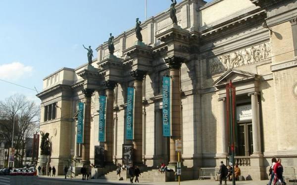 موزه شهر بروکسل