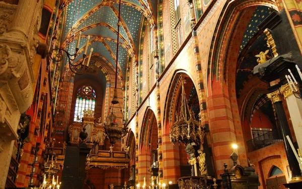 تاریخچه کلیسای سنت ماری