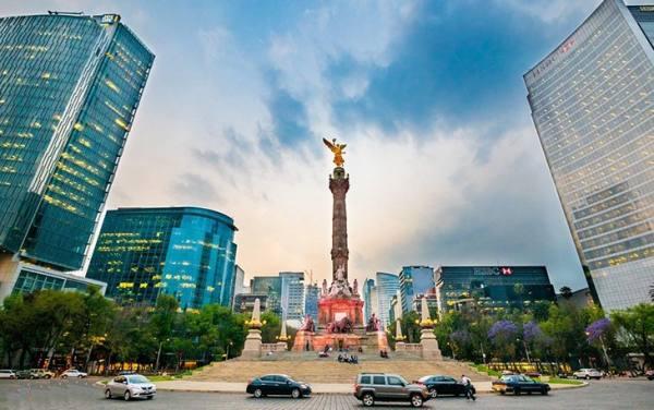 آب و هوای شهر مکزیکو سیتی