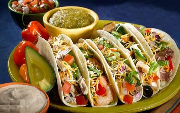 هزینه خورد و خوراک در مکزیکو سیتی