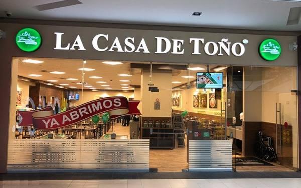 رستوران La Casa de Tono