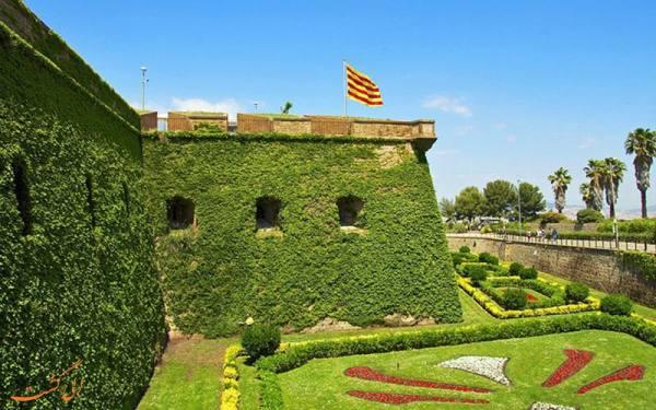 قلعه مونجویک | Castell de Montjuïc