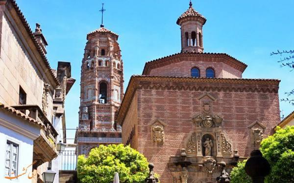 دهکده اسپانیایی | Poble Espanyol