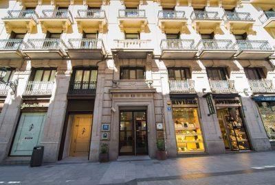 هتل پتیت پالاس پرسیادوس مادرید | Petit Palace Preciados