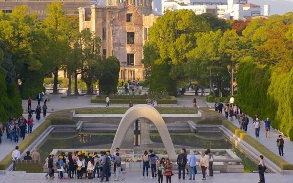 پارک یادبود صلح هیروشیما | Hiroshima Peace Memorial Park