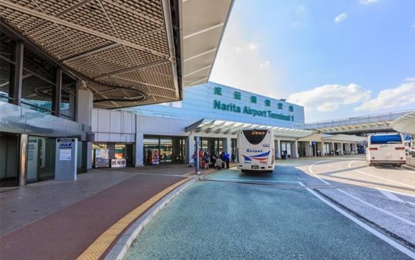 فرودگاه ناریتا توکیو | Tokyo Narita Airport