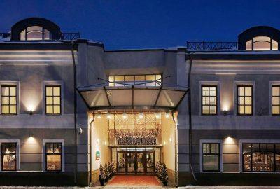 هتل کورت یارد سیتی سنتر مسکو