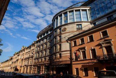 هتل امبسدرسنت پترزبورگ | Ambassador Hotel St. Petersburg