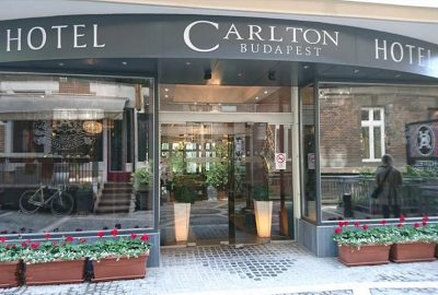 هتل کارلتون بوداپست | Carlton Hotel Budapest