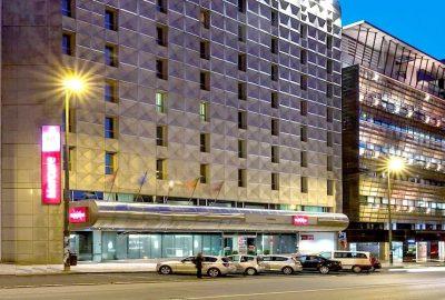 هتل مرکیور لیسبون | Mercure Lisboa Hotel