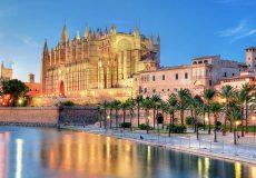 سفر به پالما د مایورکا در اسپانیا