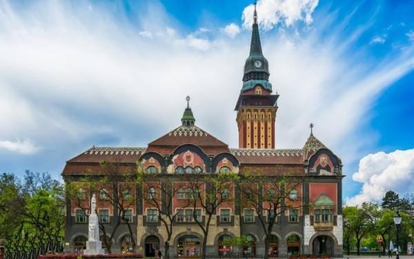 بناهای تاریخی صربستان