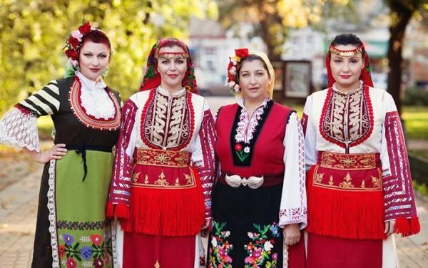 افتخارات ملی بلغاری ها