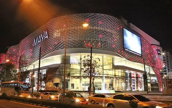 مراکز خرید در شهر چیانگ مای