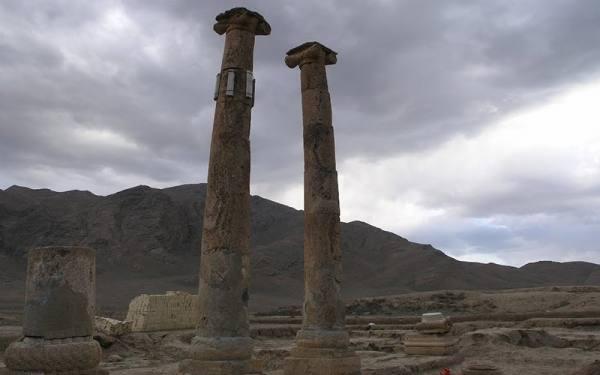 آثار باستانی استان مرکزی
