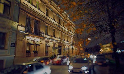 هتل دومینا سنت پیترزبورگ