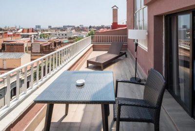 هتل کاتالونیا کستلنو بارسلونا | Hotel Catalonia Castellnou
