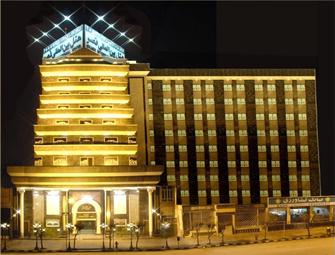 هتل قصر مشهد